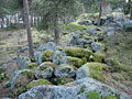 Linnasmäen linnavuoren kivivallia.jpg