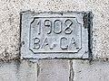 Linteau daté de 1908. Présentevillers.jpg