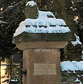 Lion in the Snow - geograph.org.uk - 1652962.jpg