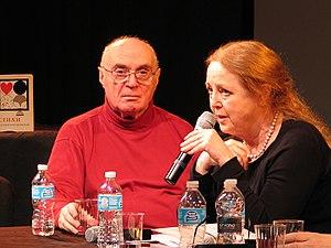 Pavel Litvinov - Pavel Litvinov and Irena Grudzińska-Gross, reading for Natalya Gorbanevskaya, 2014