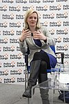 Liz Truss MP, Minister for Education and Childcare, at her speech setting out government plans to promote more great childcare (8427105682).jpg