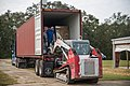 Loading with crawler type forklift No,2.jpg
