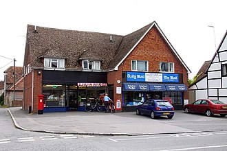 Harwell, Oxfordshire - Shops in Harwell