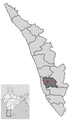 Location of Kottayam Kerala.png