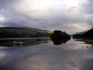 Loch Tay - Image: Loch Tay from Kenmore
