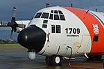 Lockheed HC-130H Hercules '1709' (30231617346).jpg