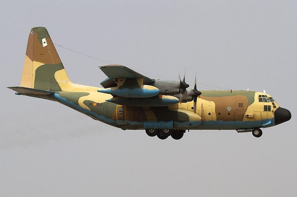 Lockheed KC-130H Hercules (L-382)