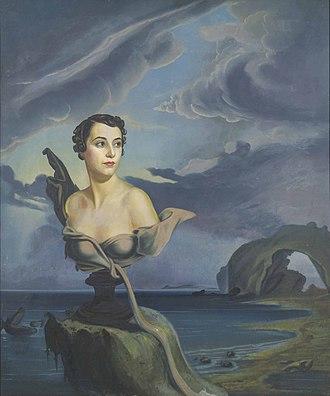 Loelia Lindsay - Loelia, Duchess of Westminster, by William Acton