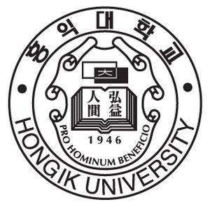 Hongik University - Image: Logo of hongik university