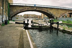 London and Blackwall Railway - Image: London Limehouse Blackwall