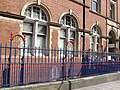 London Marylebone Station - GCR metal fence (4673860297).jpg