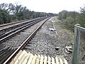 Looking SE along railway towards Deal - geograph.org.uk - 346064.jpg