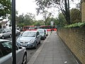 Looking down Park View Road towards the Uxbridge Road - geograph.org.uk - 1528879.jpg