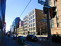 Looking south on Sherbourne, from Richmond, 2016 03 19 (2) (25289573723).jpg