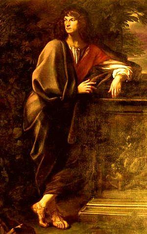 Robert Spencer, 2nd Earl of Sunderland - Sunderland in Classical Dress, by Carlo Maratta