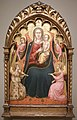 Lorenzo di bicci, madonna col bambino e angeli.JPG