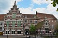 Lots of historic buildings can be found in the center of Amersfoort. Very lovely for making a city walk - panoramio.jpg