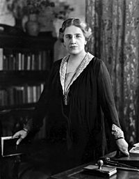 Louisa Martindale Louisa Martindale, President of the Medical Women's Federation.jpg