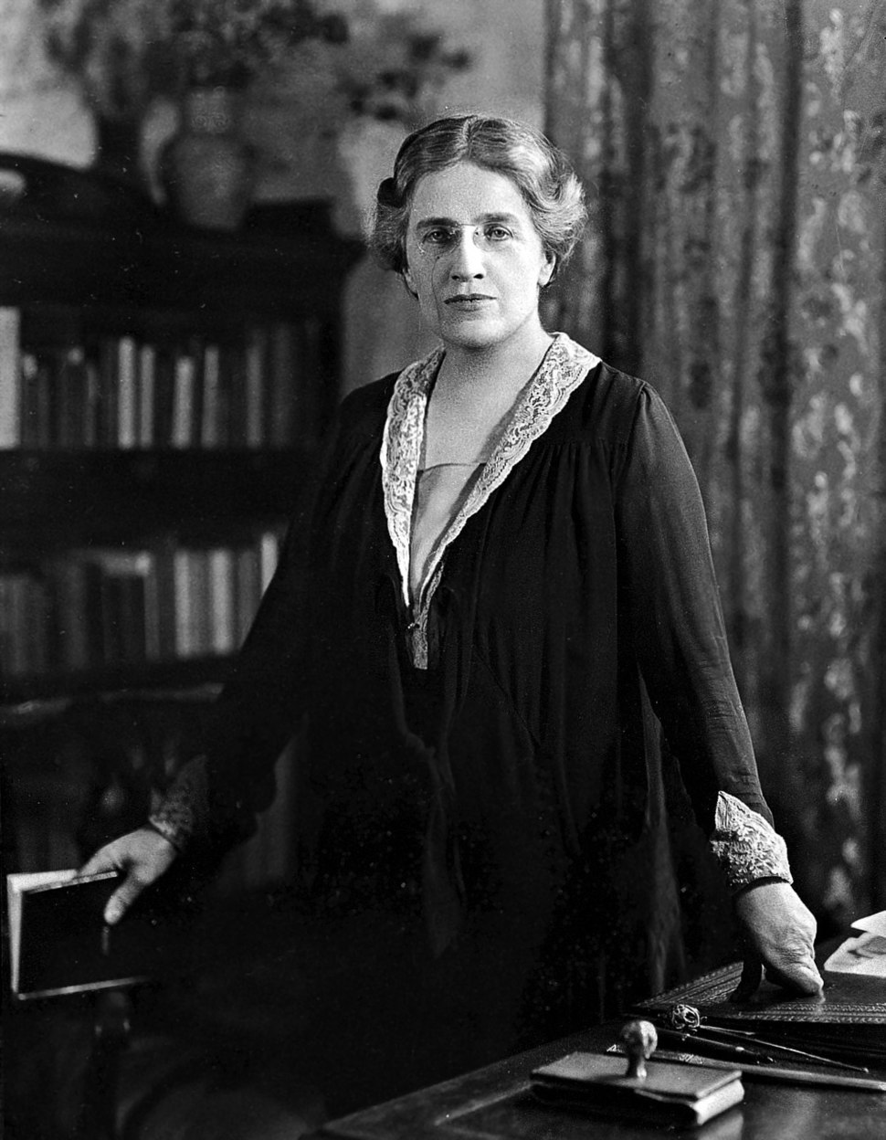 Louisa Martindale, President of the Medical Women's Federation
