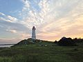 Louisbourg Lighthouse at sunset 2.jpg