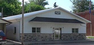 Loup County, Nebraska - Image: Loup County, Nebraska courthouse 2