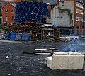 Loyalist bonfire, Belfast - geograph.org.uk - 877921.jpg