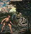 Lucas Cranach d.Ä. - Herkules und die lernäische Schlange (Herzog Anton Ulrich-Museum).jpg