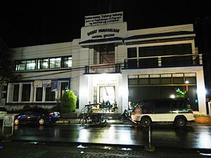 Lucban - New Municipal Hall of Lucban