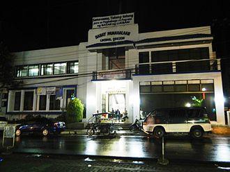 Lucban - New Municipal Hall of Lucban