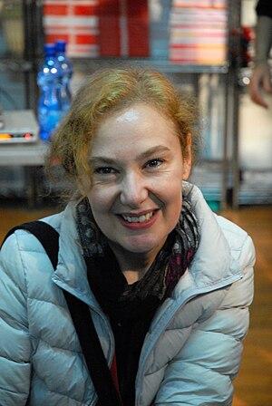 Silvia Ziche - Image: Lucca 2010 Ziche