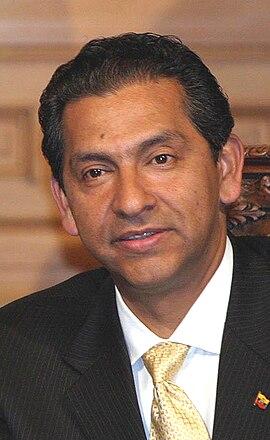 Lucio Gutiérrez Borbúa