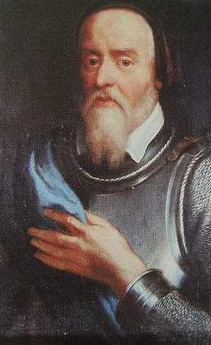 Bavarian War (1459–63) -  Duke Louis the Rich, representation from the 16th century
