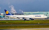 D-ABYG - B748 - Lufthansa