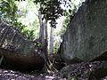 Lugar sagrado de los Koguis en el Pueblito Chairama.JPG