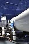 Lunar Laser Ranging at the Observatoire de la Côte d'Azur DSC 0717 (10782524426).jpg