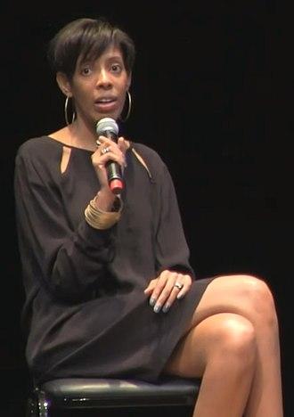 Lydia R. Diamond - Lydia Diamond speaking in 2013