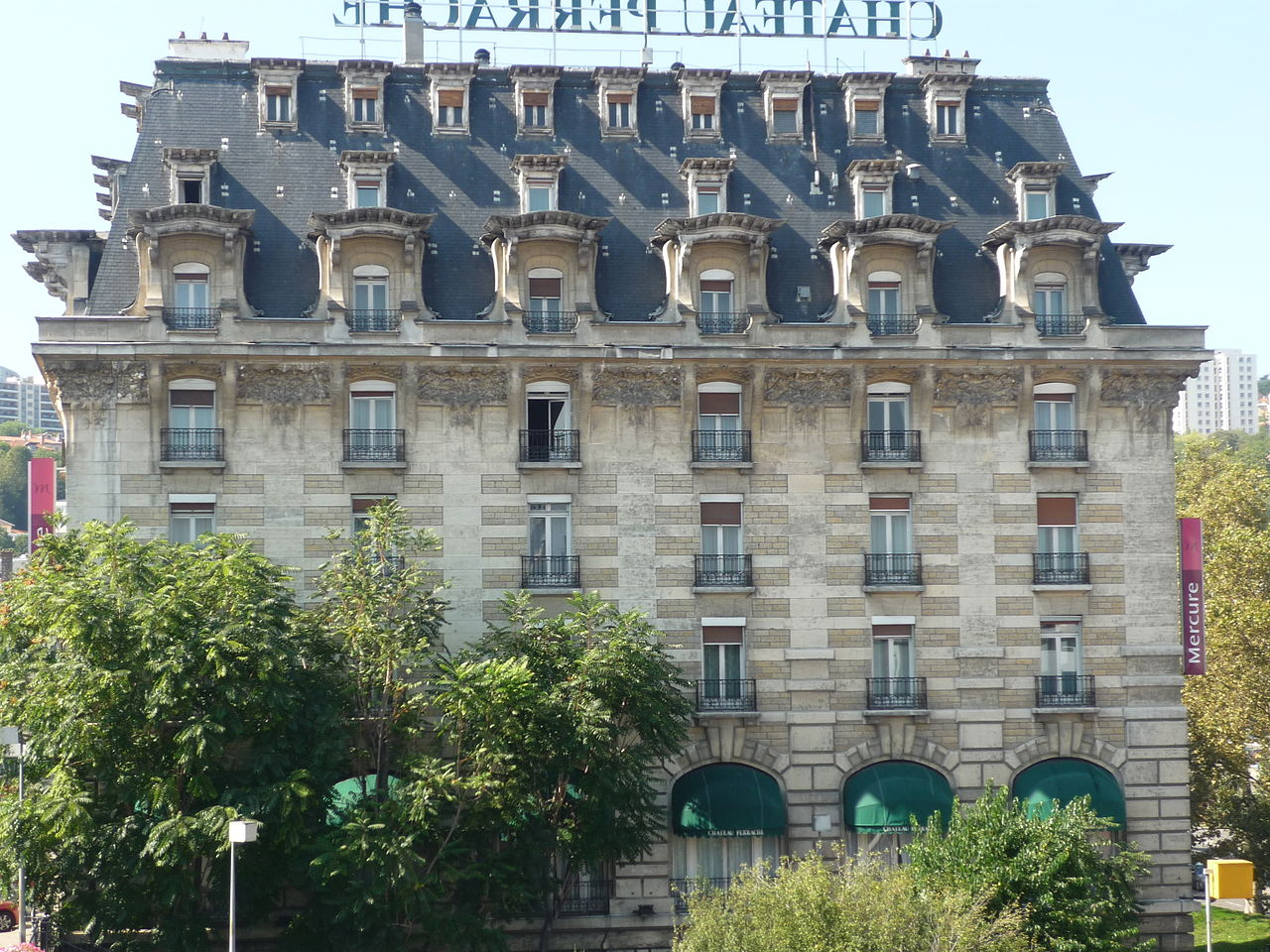 Hotel Perrache Lyon