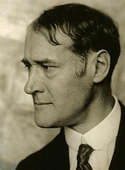 Lyonel Feininger by Hugo Erfurth, 1941