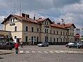 Lysá nad Labem, nádraží, stará budova.jpg