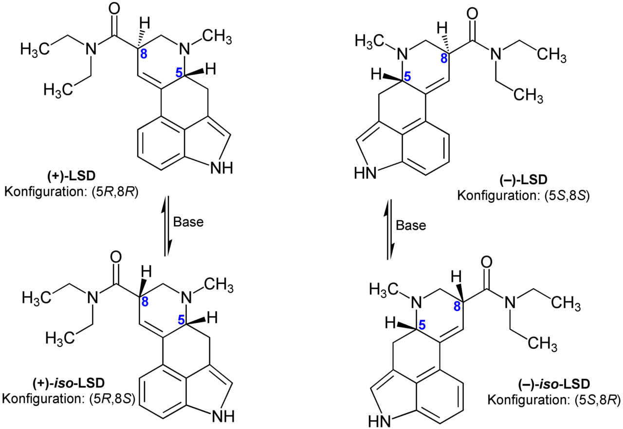 Datei Lysergide Stereoisomers Structural Formulae V 1 Png