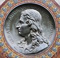 Médaillon de bronze à l'effigie de Gérard Audran.jpg