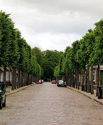 Møgeltønder - Alley