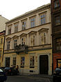 Měšťanský dům (Nové Město), Praha 1, Jungmannova 19, Nové Město.JPG
