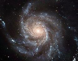 Tuulimyllygalaksi M101