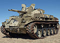 M42 Duster, Melrose Air Force Range (2009).jpg