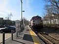 MBTA 1130 at Canton Center station, April 2016.JPG