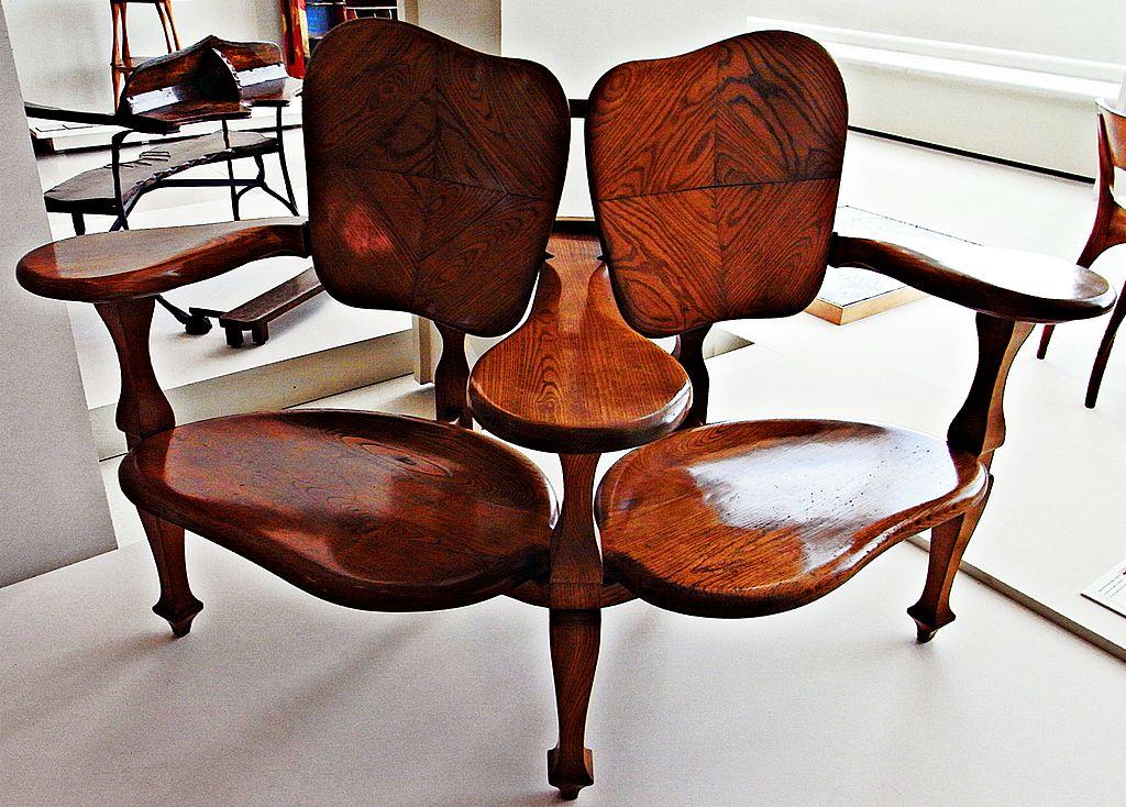 Arte y otras cosas el mobiliario modernista for Muebles modernistas