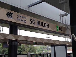 Sungai Buloh Place in Selangor, Malaysia