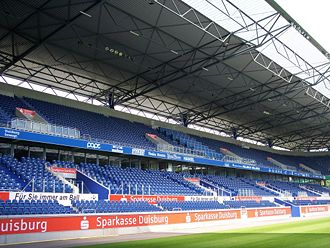 MSV-Arena - Image: MSV Arena Duisburg 02