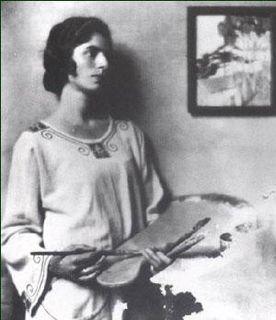 Mabel Alvarez American artist